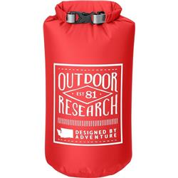 Outdoor Research Graphic Dry Sack 5L - Retro-Hot Sauce