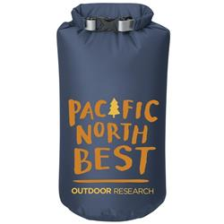 Outdoor Research Graphic Dry Sack 35L - PNW Best-Dusk