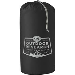 Outdoor Research Graphic Stuff Sack 15L - Bowser-Black