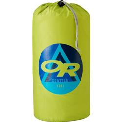 Outdoor Research Graphic Stuff Sack 20L - Epicenter-Lemongrass