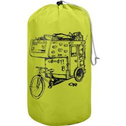 Outdoor Research Graphic Stuff Sack 35L - Dirtbag-Lemongrass