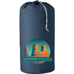 Outdoor Research Graphic Stuff Sack 5L - Towers-Dusk