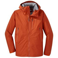 Outdoor Research Optimizer Jacket - Mens-Burnt Orange
