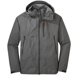 Outdoor Research Optimizer Jacket - Mens-Charcoal