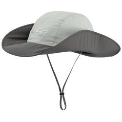 Outdoor Research Seattle Sun Sombrero-Alloy / Pewter