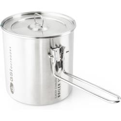 GSI Outdoors Glacier Stainless Boiler 1.1L-Not Applicable