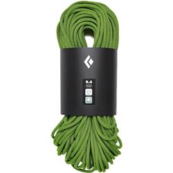 Black Diamond 9.4 Rope - 60m - Dry-Envy Green
