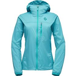 Black Diamond Alpine Start Hoody - Womens-Aquamarine