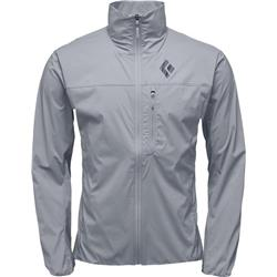 Black Diamond Alpine Start Jacket - Mens-Ash