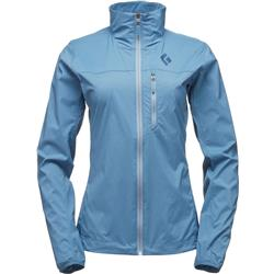 Black Diamond Alpine Start Jacket - Womens-Blue Steel