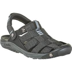 Oboz Campster - Womens-Black / Blue Mirage