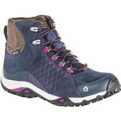 Oboz Sapphire Mid B-Dry - Womens-Huckleberry