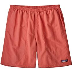 "Patagonia Baggies Longs, 7"" Inseam - Mens-Spiced Coral"