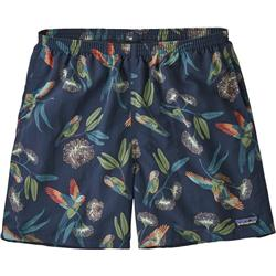 "Patagonia Baggies Shorts, 5"" Inseam - Mens-Parrots / Stone Blue"