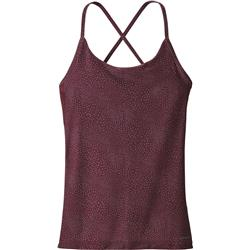Patagonia Cross Beta Tank - Womens-Migration / Light Balsamic