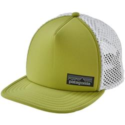 Patagonia Duckbill Trucker Hat-Folios Green