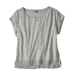 Patagonia Low Tide Top - Womens-Tailored Grey