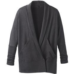 Prana Centerpiece Wrap - Womens-Black