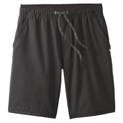 "Prana Fintry Short, 10"" Inseam - Mens-Black Heather"