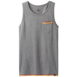 Prana Garrity Tank - Mens-Gravel Heather