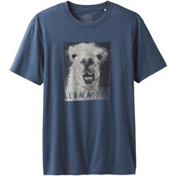 Prana Llama`ste Journeyman - Mens-Denim Heather