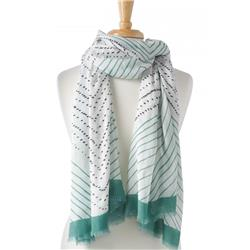 Prana Palma Scarf - Womens-Dusty Aloe