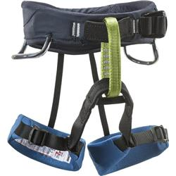 Black Diamond Momentum Harness - Kids-Kingfisher