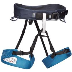 Black Diamond Momentum Harness - Mens-Astral Blue
