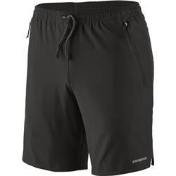 "Patagonia Nine Trails Shorts, 8"" Inseam - Mens-Black"