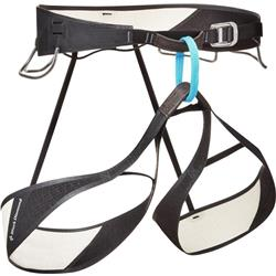 Black Diamond Vision Harness-White