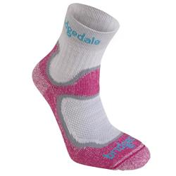 Bridgedale Speed Trail Coolfusion Run Socks - Womens-Dusky Pink