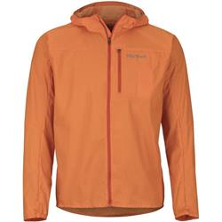 Marmot Air Lite Jacket - Mens-Mandarin Orange