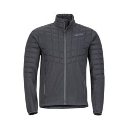 Marmot Featherless Hybrid Jacket - Mens-Slate Grey