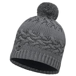 Buff Savva Knitted Hat-111005.929 - Savva Grey