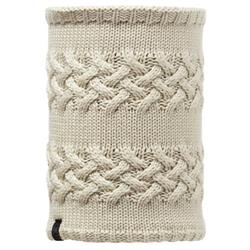 Buff Savva Knitted Neckwarmer-113349.006 - Savva Cream