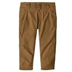 "Patagonia Venga Rock Knickers, 18"" Inseam - Mens-Coriander Brown"
