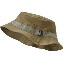 Patagonia Wavefarer Bucket Hat-Ash Tan