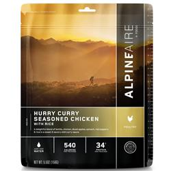 AlpineAire Hurry Curry Chicken-Not Applicable