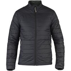 Fjallraven Keb Lite Padded Jacket - Mens-Black