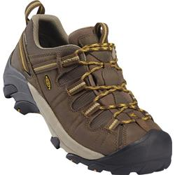Keen Targhee II WP, Wide - Cascade Brown / Golden - Mens-Not Applicable