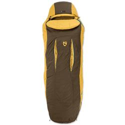 NEMO Equipment Forte 20, Reg, -7C / 20F - Thermo Gill - Mens-Grizzly / Honeysuckle