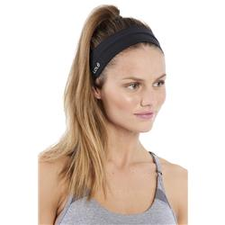 Lole Go Headband - Womens-Black