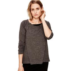 Lole Metha Top - Womens-Black Heather