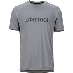 Marmot Windridge with Graphic SS - Mens-Cinder