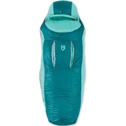 NEMO Equipment Viola 20, Reg, -7C / 20F - Thermo Gill - Womens-Twilight / Aurora
