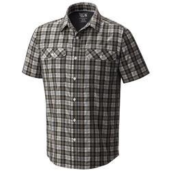 Mountain Hardwear Canyon AC SS Shirt - Mens-Darklands