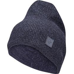 Norrona /29 Thin Marl Knit Beanie-Cool Black