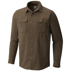 Mountain Hardwear Canyon Pro LS Shirt - Mens-Darklands