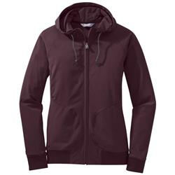 Outdoor Research Ferrosi Crosstown Hoody - Womens-Pinot