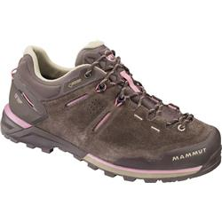 Mammut Alnasca Low GTX - Womens-Coffee / Rose